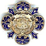 Broche Logo F.G.S.P.F.