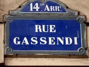 Rue Gassendi Paris 14