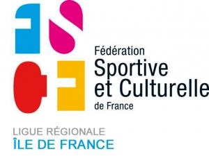 Logo Ligue Ile de France - FSCF