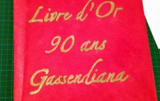 2013 : 90 ans - Livre d'or couverture