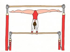 gymnastique artistique Barres asymétriques