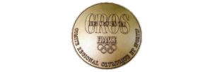 Médaille CROS