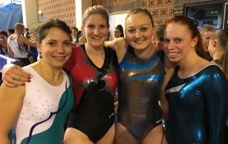 Gymnastes IDF - Finales Coupes 2016