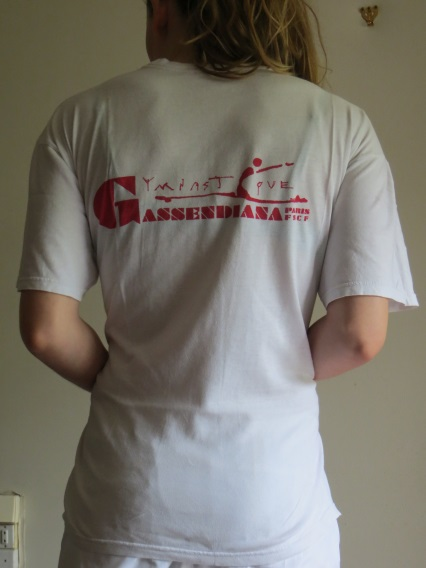 T-shirt Gassendiana Dos
